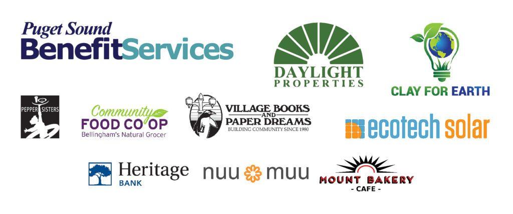 2019 Environmental Heroes Sponsor logos