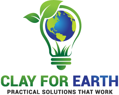 Clay for Earth logo